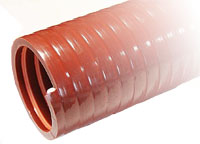 Канализационный напорно-всасывающий шланг ПВХ AGRO ELASTIC (Агро Эластик)